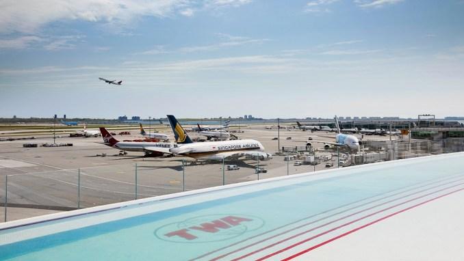 TWA HOTEL AT JFK AIRPORT, USA