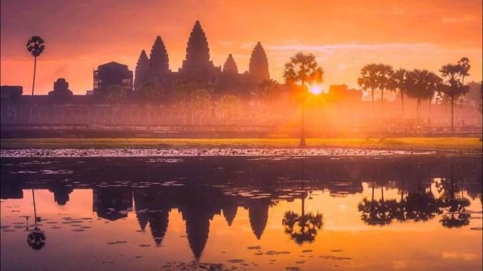 visit angkor wat cambodia