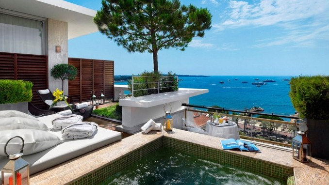 THE PENTHOUSE SUITE, HÔTEL MARTINEZ BY HYATT, CANNES, FRANCE2