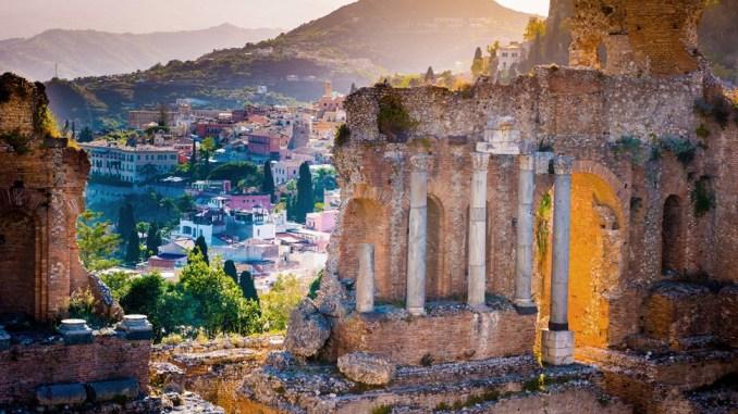 Four Seasons Taormina, Sicily