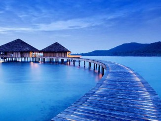 best overwater villas in the world