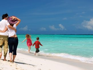 family holiday travel with children