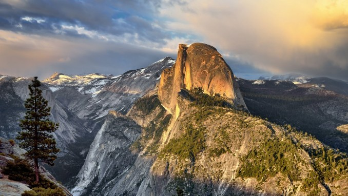 HALF DOME, YOSEMITE NATIONAL PARK, USA