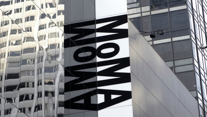 THE MUSEUM OF MODERN ART (MOMA), NEW YORK, USA