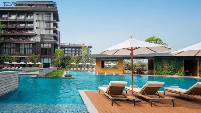 1 HOTEL HAITANG BAY, SANYA, CHINA