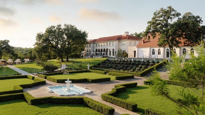COMMODORE PERRY ESTATE, AUBERGE RESORTS COLLECTION, TEXAS, USA