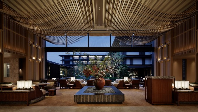 HOTEL THE MITSUI KYOTO, A LUXURY COLLECTION HOTEL & SPA, JAPAN