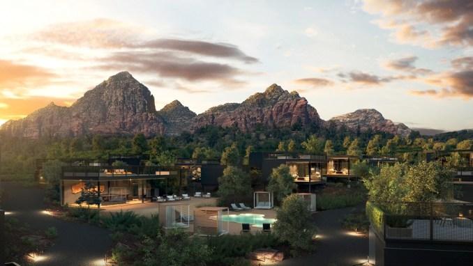AMBIENTE, A LANDSCAPE HOTEL, SEDONA, ARIZONA, USA