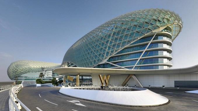 W ABU DHABI - YAS ISLAND, UNITED ARAB EMIRATES