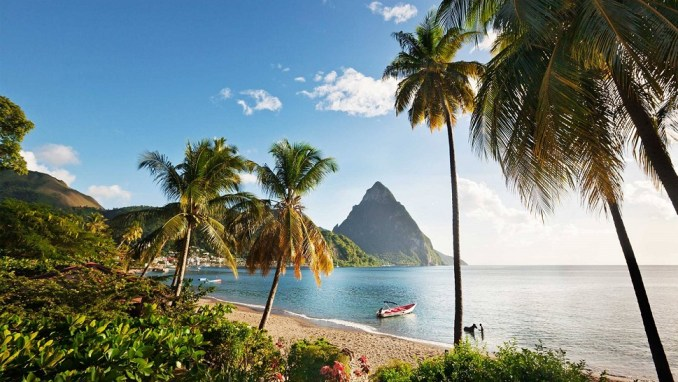 WIN A FIVE-NIGHT HOLIDAY TO ST LUCIA 2