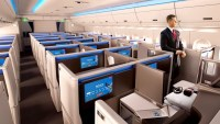 review Delta A350 One Suite business class