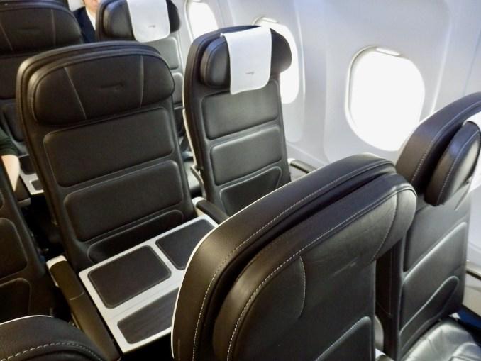 BRITISH AIRWAYS A320 BUSINESS CLASS (CLUB EUROPE)