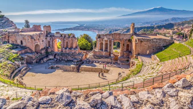 SICILY - most beautiful islands in the world