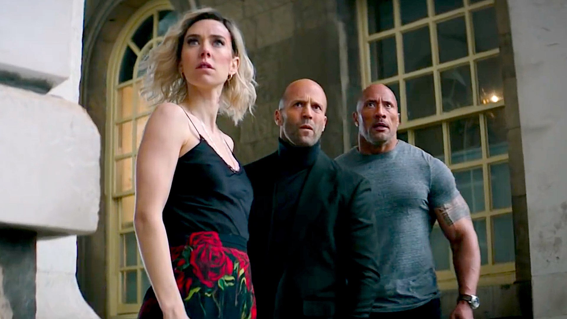 Image result for hobbs and shaw vanessa kirby