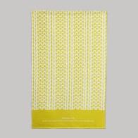 English Mustard Double Rib Tea Towel