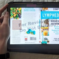 "Book Review: ""The Complete Lymphedema Management and Nutrition Guide"" is a lymphedema user's manual"