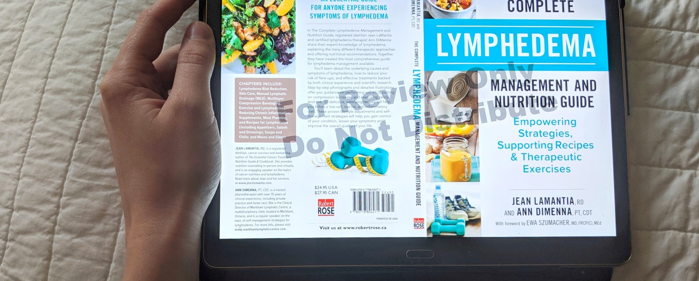 What Is Lymphedema Manual Guide