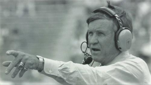 Lynchburg native Johnny Majors inducted into Pitt Hall of Fame