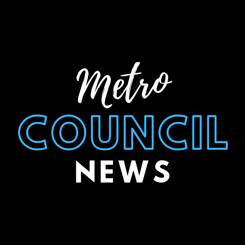 Social distanced Metro Council meeting held tonight