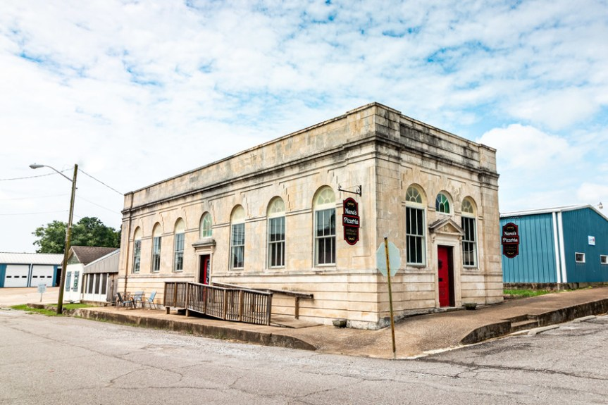 Loretto bank and Lewisburg church among eight added to historic places register
