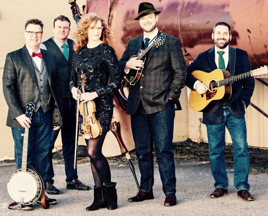 Becky Buller Band plays SJCC on March 7