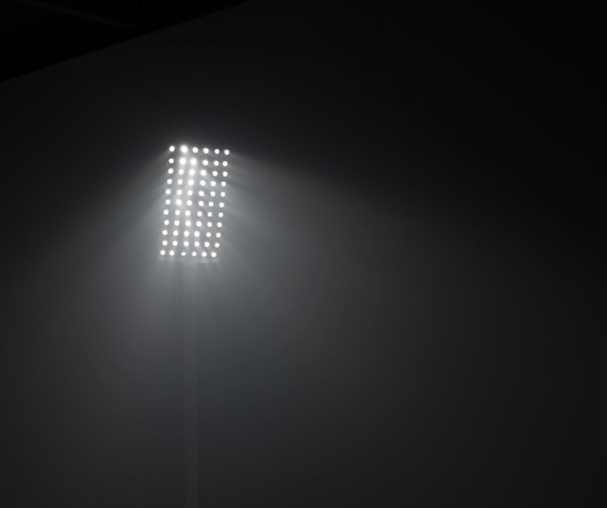baseball field lights