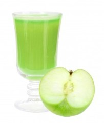 Kozzi-fresh-green-apple-juice-and-apple-1334 X 1573