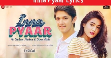 Harry Arora – Inna Pyaar (Lyrics)