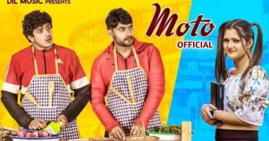 MOTO LYRICS - DILER KHARLIYA