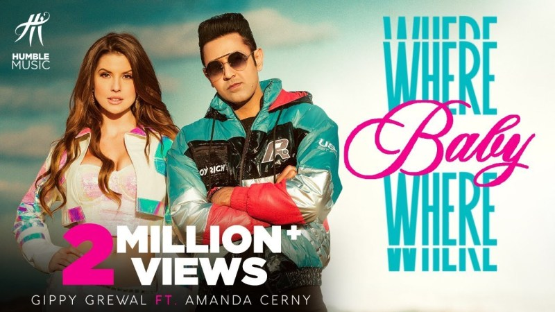 WHERE BABY WHERE LYRICS - GIPPY GREWAL