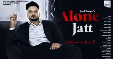 ALONE JATT LYRICS - JASSI BANIPAL