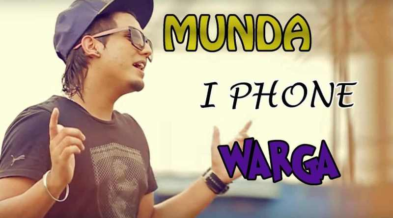 MUNDA IPHONE WARGA LYRICS - AKAY