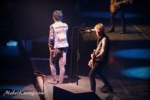 Green Day, Rod Laver Arena, Melbourne Australia 2017 (9)
