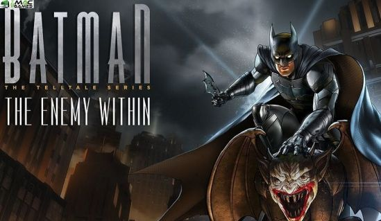Batman The Enemy Within Episode 2 Free Download