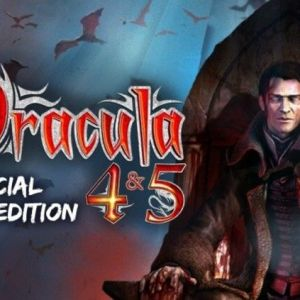 Dracula 4 and 5 Special Steam Edition Free Download