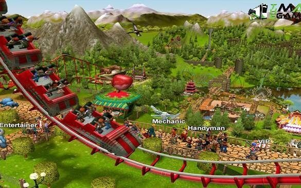 download rollercoaster tycoon 3 full version