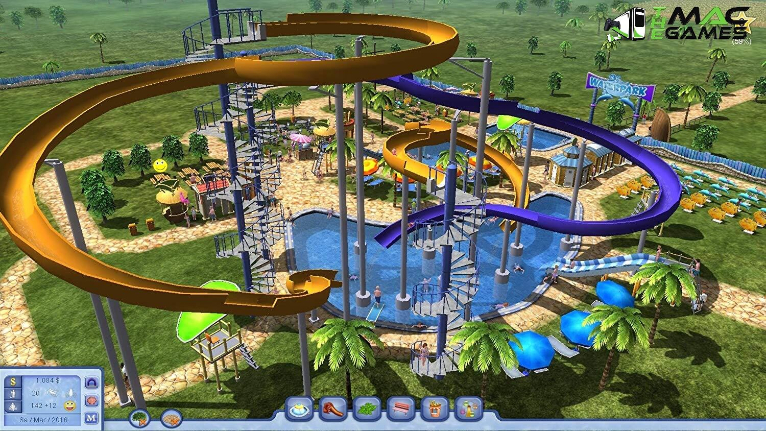 Downloading roller coaster tycoon 3 | Roller Coaster Tycoon