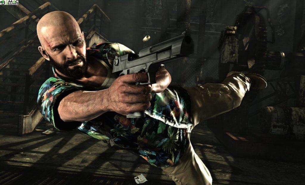 Max Payne 3 MAC Game Free Download
