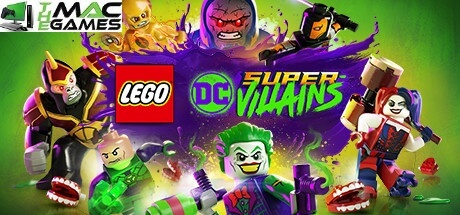 LEGO DC Super Villains download