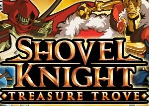 Shovel Knight Treasure Trove game