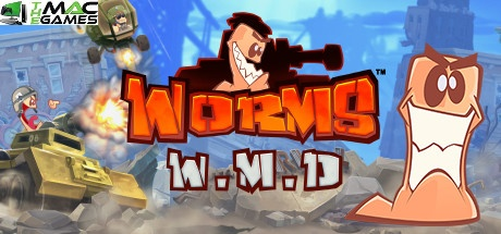 Worms W.M.D game