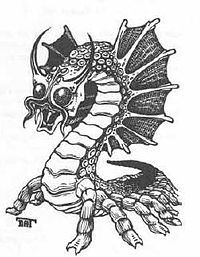 Monster Monday: History of the Remorhaz and Why You Should
