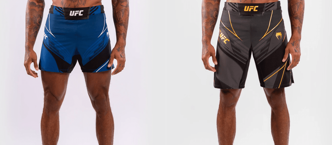 UFC reveals first look at new Venum fight gear thumbnail