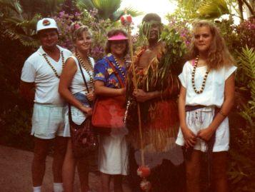 The Polynesian Cultural Village (Hawaii)