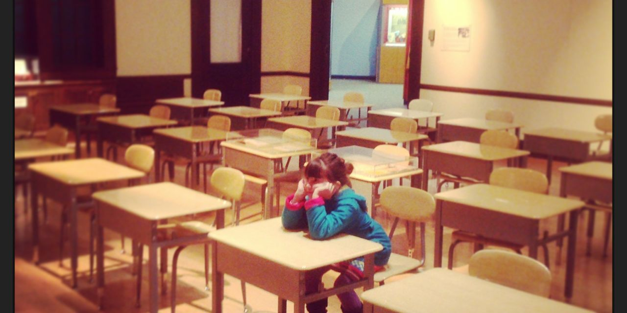 What world-schooling looks like for our family…