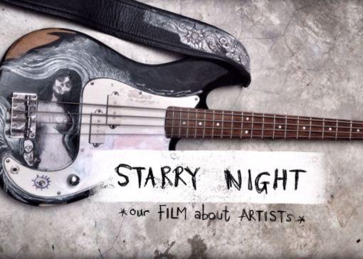 Starry Night the Film