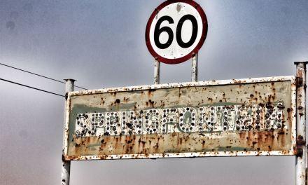The strange town of Springfontein…