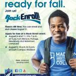 Clarel's Madison College Rock Enroll Event