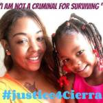 A Victory for the People! Justice for Cierra Finkley: Today and Always