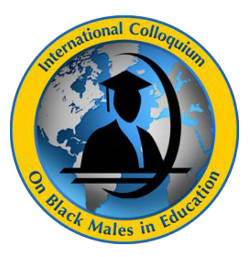 international-colloquium-on-black-males-in-education-logo-seal